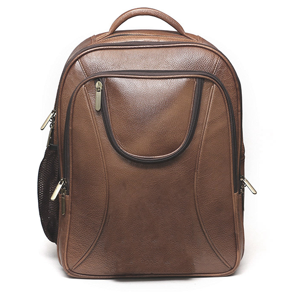 Leather Backpack for office