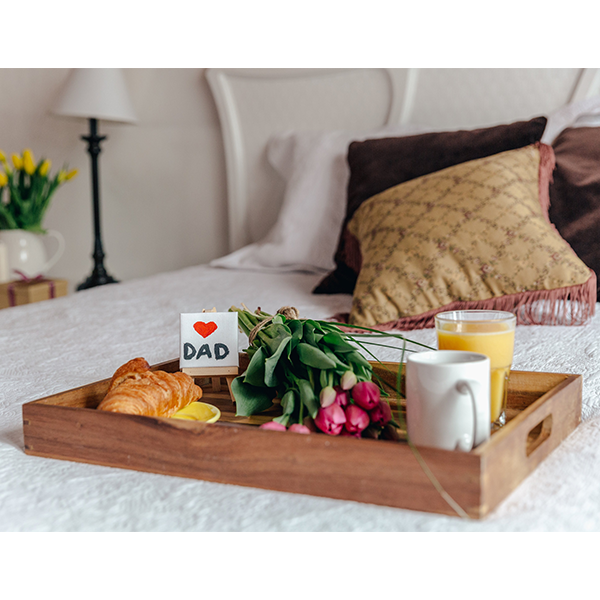 serving tray wooden