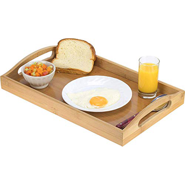serving tray for hotel